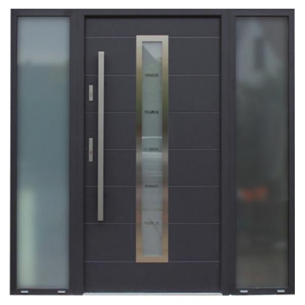 Niewiarygodnie Wikęd – drzwi zewnętrzne stalowe MW22